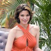 Alana De La Garza Photocall During The 2008 Monte Carlo Television