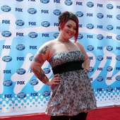 Nikki McKibbin The American Idol Season 8 Finale Held At The