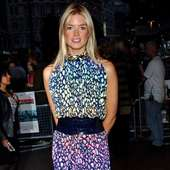 Isabella Calthorpe, Arrives At The UK Film Premiere Of 'How To
