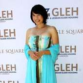 Lauren Tom The 8th Annual GLEH Garden Party Held At A| Lauren Tom 30