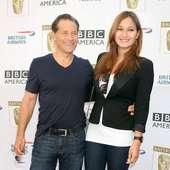 James Remar Arrives At The BAFTA LA's 2009 Primetime Emmy Awards