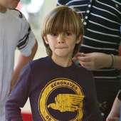Photo Album: Romeo Beckham The Beckham Children Out Shopping