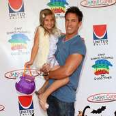 Dan Cortese And Daughter India Isabella 18th Annual Camp Ronald