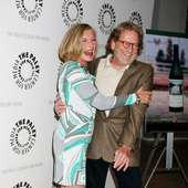 Susan Sullivan, Robert Foxworth 'Falcon Crest: A Look Back' Event At