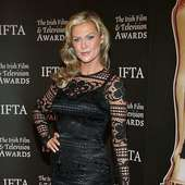 Alison Doody Irish Film And Television Awards 2010 (IFTAs) At The 41