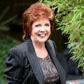 Cilla Black Celebrities Outside The ITV Studios London, England - 14
