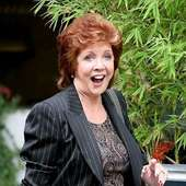 Cilla Black Celebrities Outside The ITV Studios London, England - 14 46