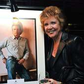 Cilla Black 'Teens Unite' Charity Auction Held At The Embassy Club