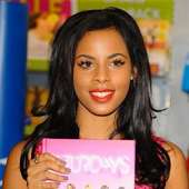 Rochelle Wiseman The Saturdays Attend A Photocall For Their New Book