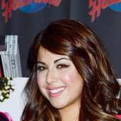Daniella Monet Appears At Planet Hollywood To Promote The New