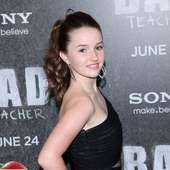Kaitlyn Dever World Premiere Of 'Bad Teacher' Held At The| Kaitlyn