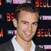 Theo James Bedlam TV Show Launch At The British Acadamy| Theo 12