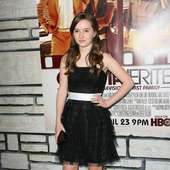 Kaitlyn Dever Los Angeles Premiere Of HBO's Cinema Verite Held At 47