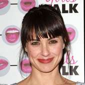 Constance Zimmer The Opening Night Of 'Girls Talk' Starring Brooke