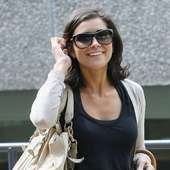 Lucy Verasamy At The ITV Studios London, England - 09.06.11  Lucy
