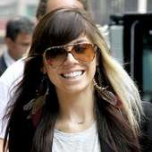 Christina Perri 'The Late Show With David Letterman' At The Ed