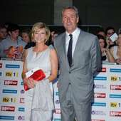 Julie Etchingham And Mark Austin The Pride Of Britain Awards 2011 44