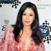 Maria Conchita Alonso The Rally For Kids With Cancer Scavenger Cup