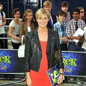 Isabella Calthorpe Shrek The Musical - Press Night Held At Theatre