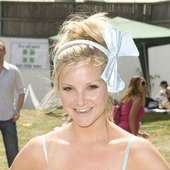 Helen Skelton The Park Clubs Swimstock Event To Launch The Marie Curie