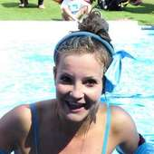 Helen Skelton The Park Clubs Swimstock Event To Launch The Marie