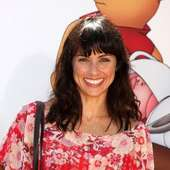 Constance Zimmer Arriving At The Winnie, The Pooh Premiere At Walt