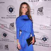 Katrina Campins Attends Destination Fashion 2012 To Benefit The 26