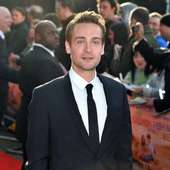 Tom Mison 'Salmon Fishing In The Yemen' European Premiere Held At 21