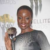Danai Gurira 17th Annual Satellite Awards Held At InterContinental Los