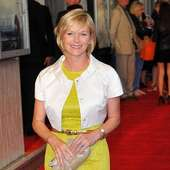 Julie Etchingham, At The Premiere Of 'Shadow Dancer' Held At