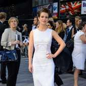 Kertesz - UK Film Premiere Of 'World War Z' Held | Daniella Kertesz
