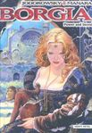 Bestselling Comics (2007)  Borgia: Power and Incest by Jodorowsky