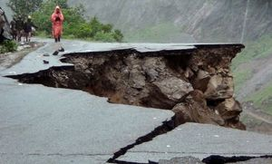 Torrential rains kill 73 in northern India, strands 73,000 | The