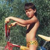 Speedo Bike Boy -