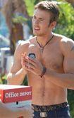 Las fotos más sexies de Chris Evans, el nuevo Capitán América