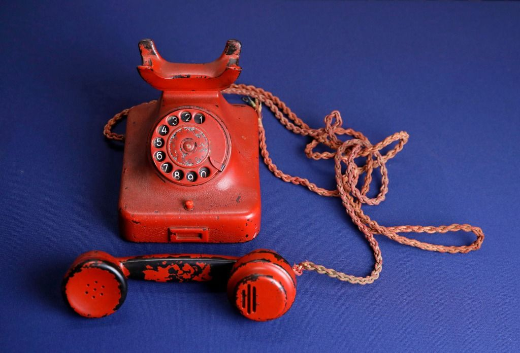Telephone owned by Adolf Hitler sells for $243000 - The Denver Post