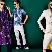 More Of Romeo Beckham For Burberry