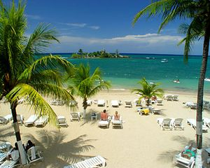 The beaches of Jamaica are some of the finest in the Caribbean