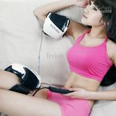 Wholesale Slimming Belt  Buy Double Motor Massager Machine Massage