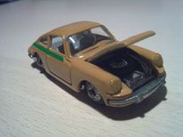 PENNY POLITOYS Porsche 912 383commando's collection | DiecastLovers
