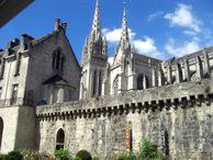 Quimper SaintCorentin veille sur Quimper, capital de la Cornouaille