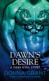 DAWN'S DESIRE was a New York Times bestseller DAWN'S DESIRE was a