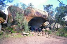 Hyden, Australien  Western Australia