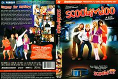 Scooby Doo A XXX Prrody  Movie DVD Scanned Covers