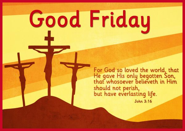 Good Friday Pictures