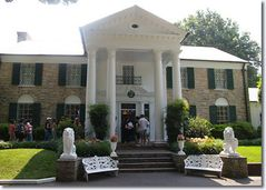 Graceland  purchased when Elvis was 21, it remained his home for