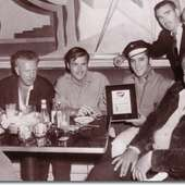 Elvis Presley With Robert Wagner And Alan Hale Jr (Gilligans Island