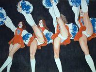 Cheerleader Upskirts