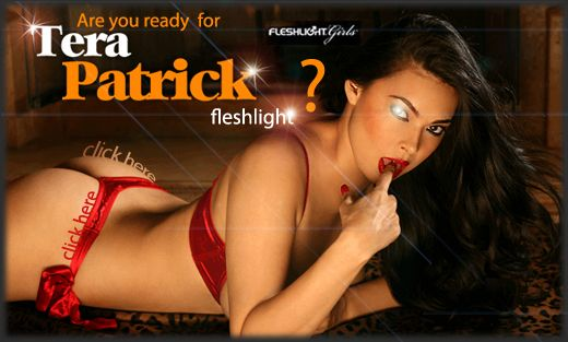 Fleshlight Introduces 2 New Tera Patrick Signature Sleeves