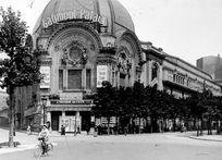Cin�ma Gaumont Palace � Paris, place de Clichy au d�but du 20�me